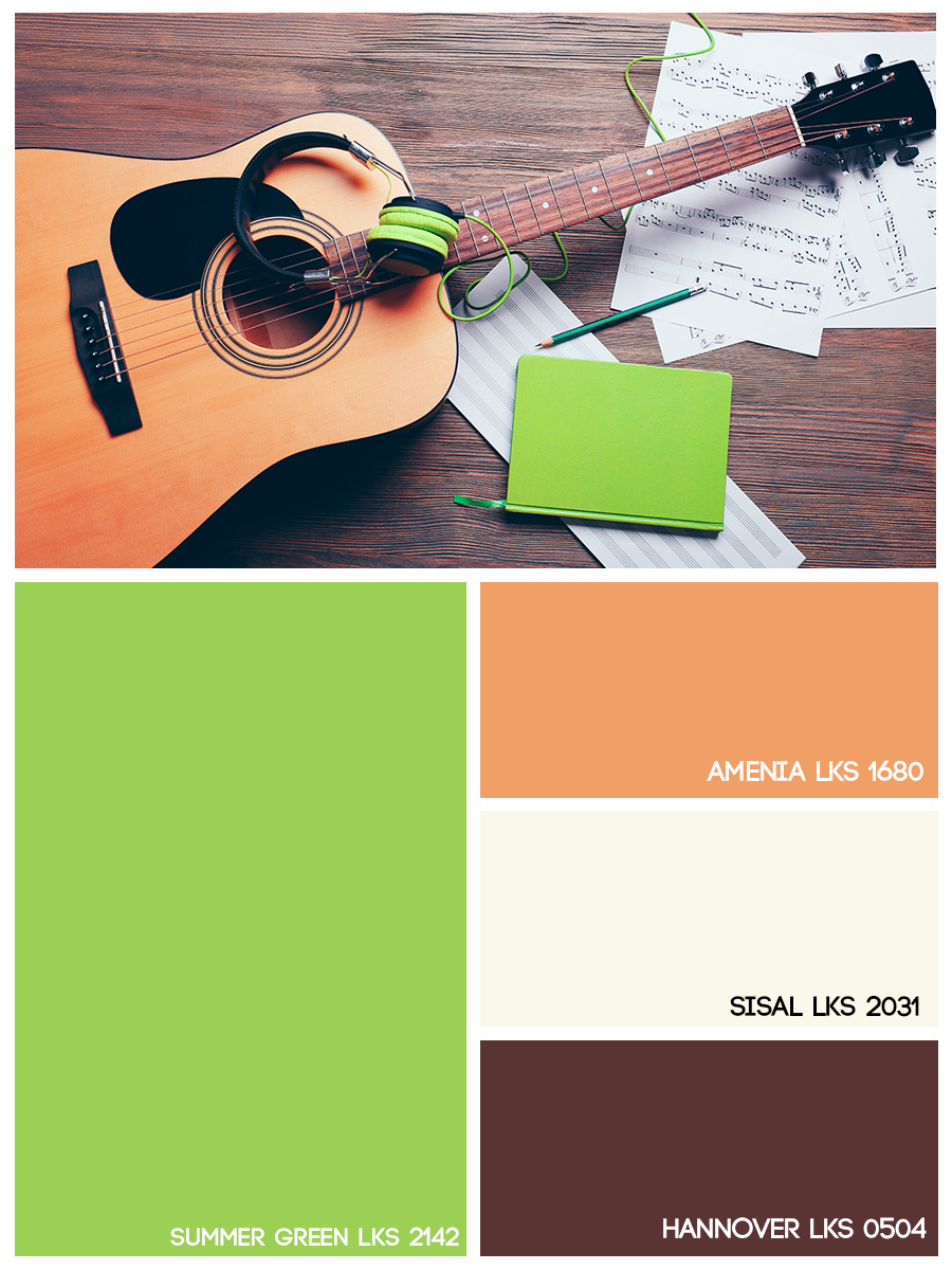 Summer Green LKS 2142