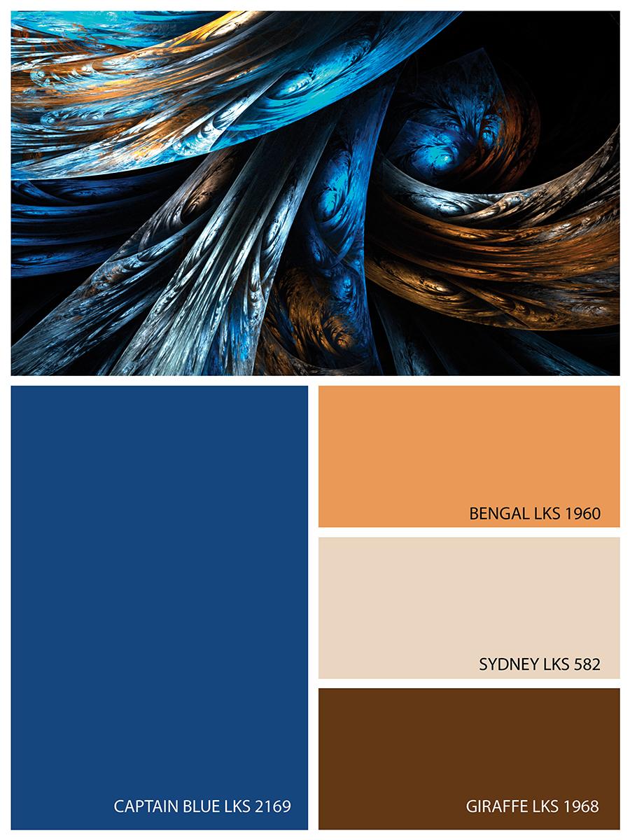 CAPTAIN BLUE LKS 2169