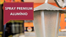 Spray Premium Alumínio